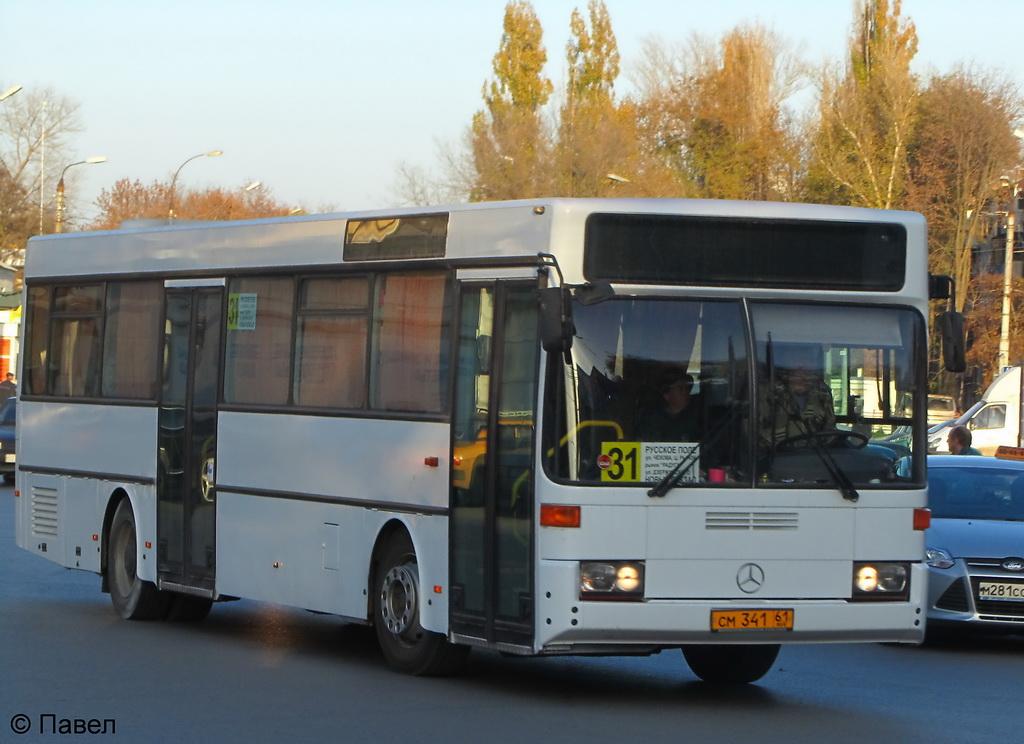 Таганрог. Mercedes O405 см341