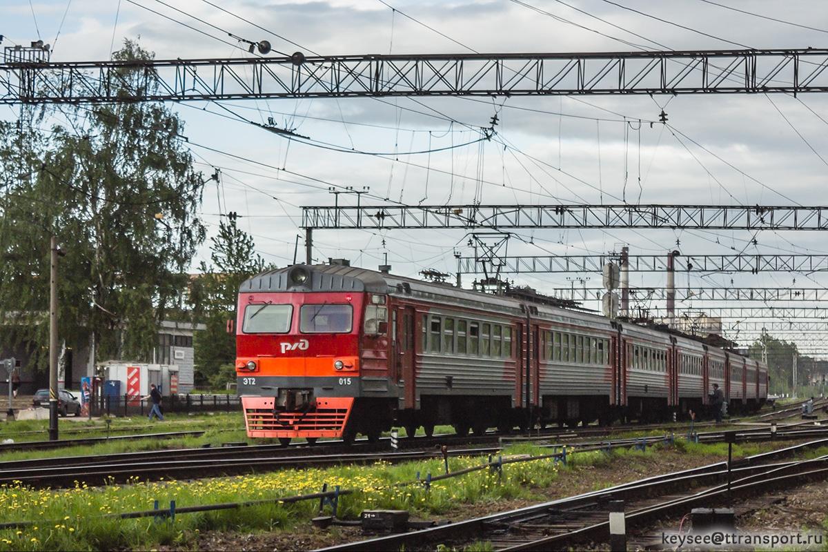 Санкт-Петербург. ЭТ2-015