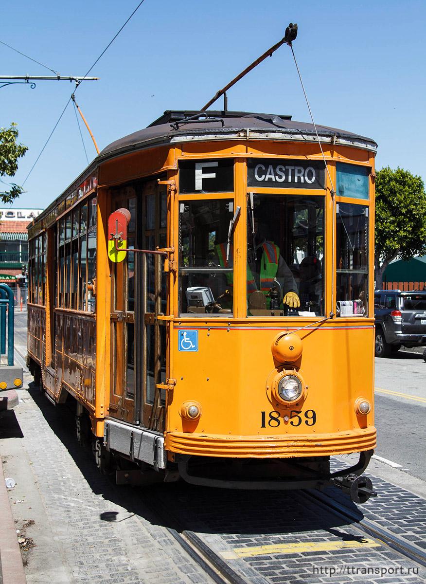 Сан-Франциско. Peter Witt №1859