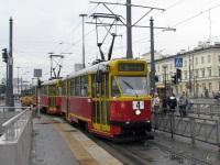 Варшава. Konstal 13N №396