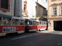 Прага. Tatra T3SUCS №7118