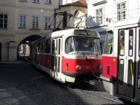 Прага. Tatra T3R.PV №8158