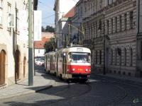 Прага. Tatra T3SUCS №7174