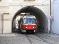 Прага. Tatra T3 №8211