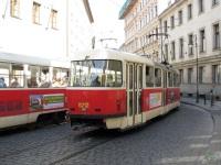 Прага. Tatra T3 №8212