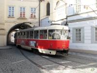 Прага. Tatra T3SUCS №7175