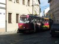 Прага. Tatra T3 №8380