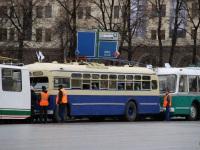 Москва. МТБ-82Д №1777