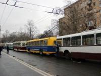 Москва. СВАРЗ МТБЭС №701, ЗиУ-5Г №2672, ЗиУ-5 №2323