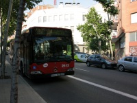 Барселона. Mercedes O530 Citaro 0852 BMZ
