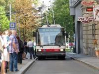 Брно. Škoda 21Tr №3043