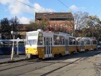 Будапешт. Tatra T5C5 №4348, Tatra T5C5 №4136