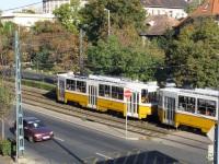 Будапешт. Tatra T5C5 №4075