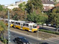 Будапешт. Tatra T5C5 №4076