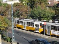 Будапешт. Tatra T5C5 №4124