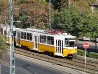 Будапешт. Tatra T5C5 №4136