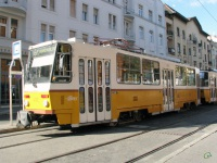 Будапешт. Tatra T5C5 №4102