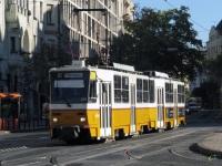 Будапешт. Tatra T5C5 №4020, Tatra T5C5 №4021