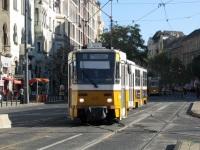 Будапешт. Tatra T5C5 №4021