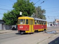 Харьков. Tatra T3 №3036