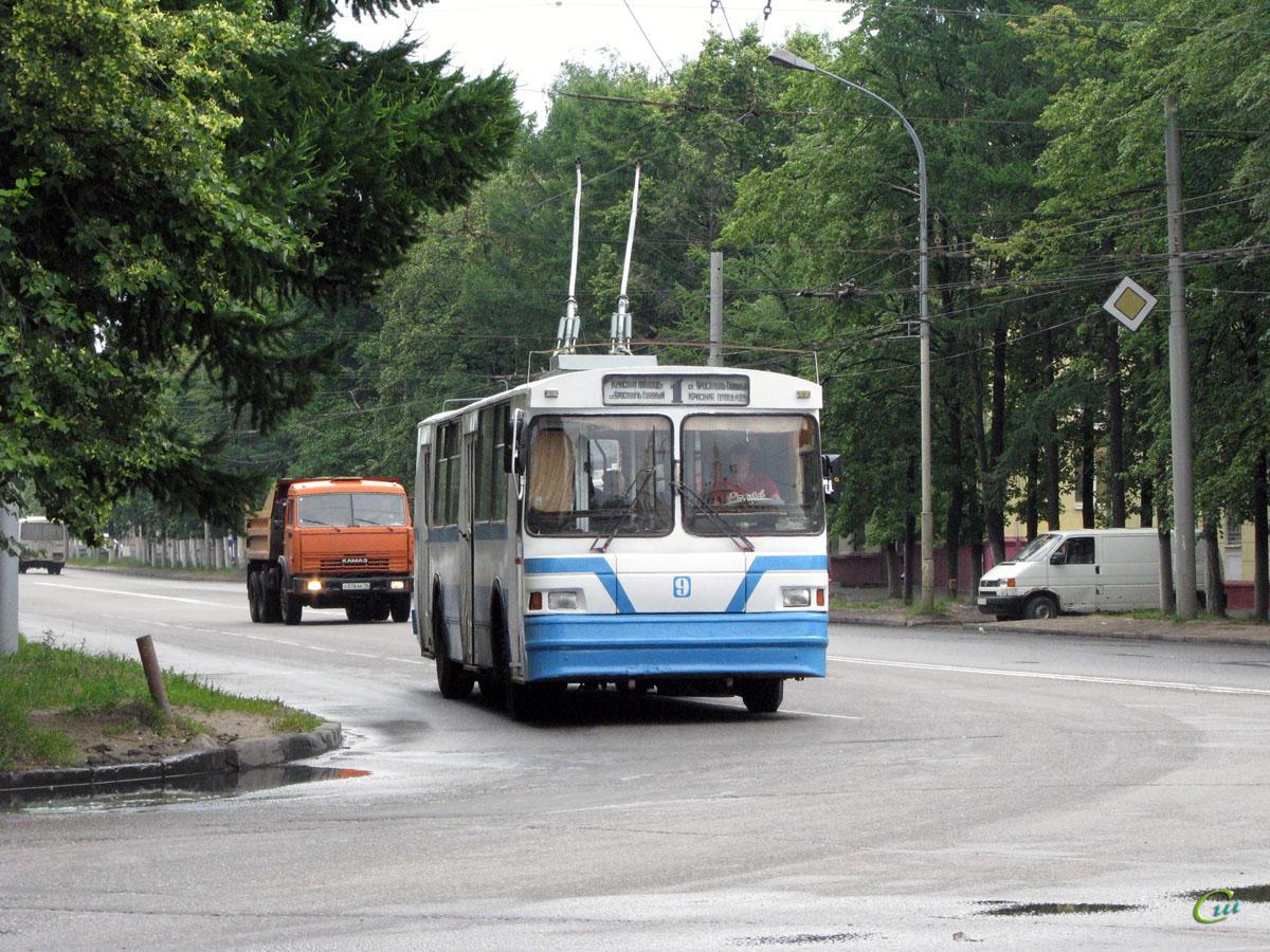 Ярославль. ЗиУ-682Г00 №9