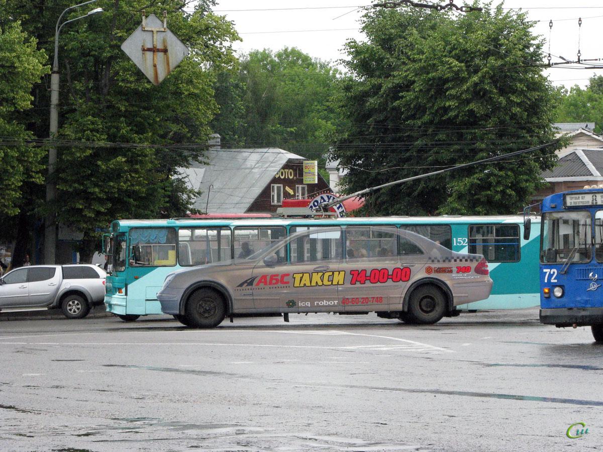 Ярославль. ЗиУ-682Г00 №152
