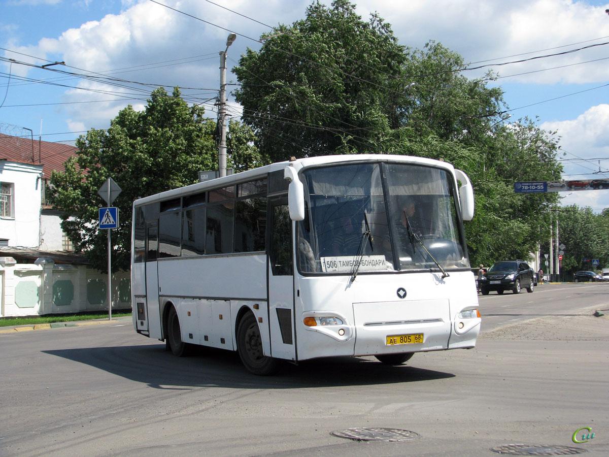 Тамбов. ПАЗ-4230 ае805