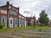 Санкт-Петербург. Входной веер музея ГЭТ