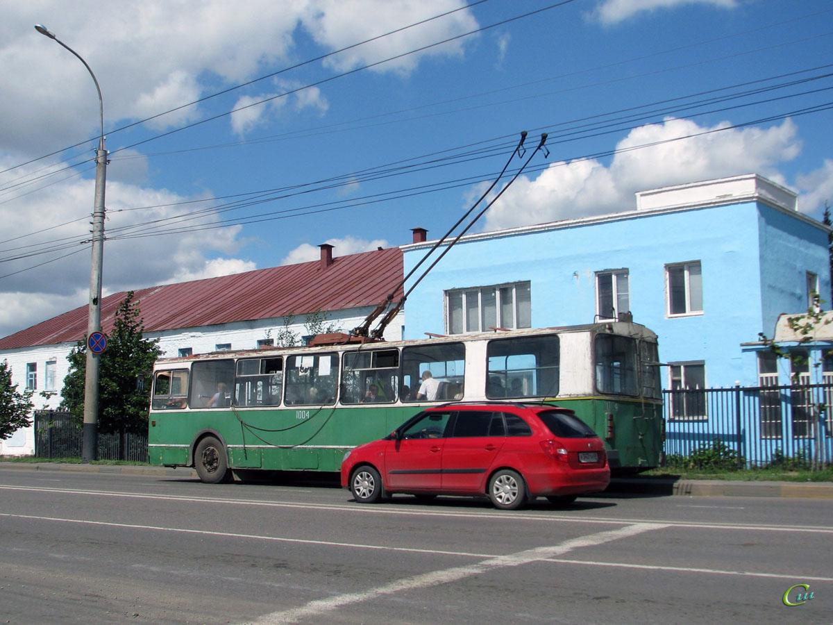 Тамбов. ЗиУ-682Г-014 (ЗиУ-682Г0Е) №1004