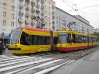 Варшава. Konstal 116Na №3008, PESA 120N №3112