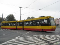 Варшава. Konstal 116Na №3008