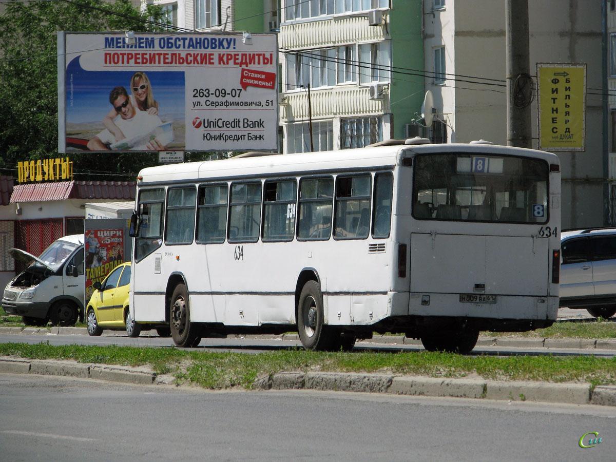 Ростов-на-Дону. Mercedes O345 н809ва