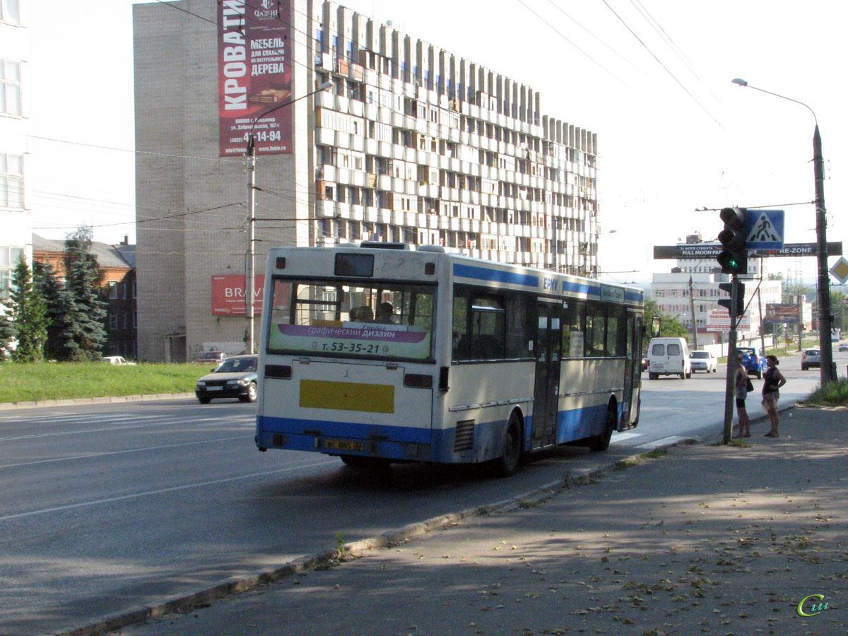 Владимир. Mercedes O405 вс885