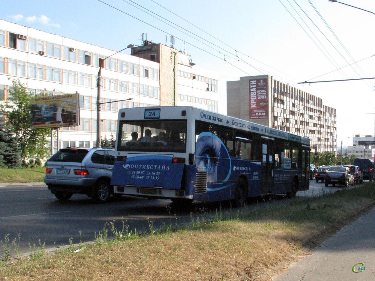Владимир. Mercedes-Benz O405N вн430
