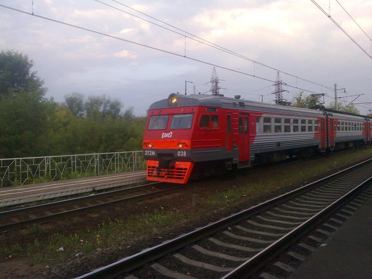 Тверь. ЭТ2М-038