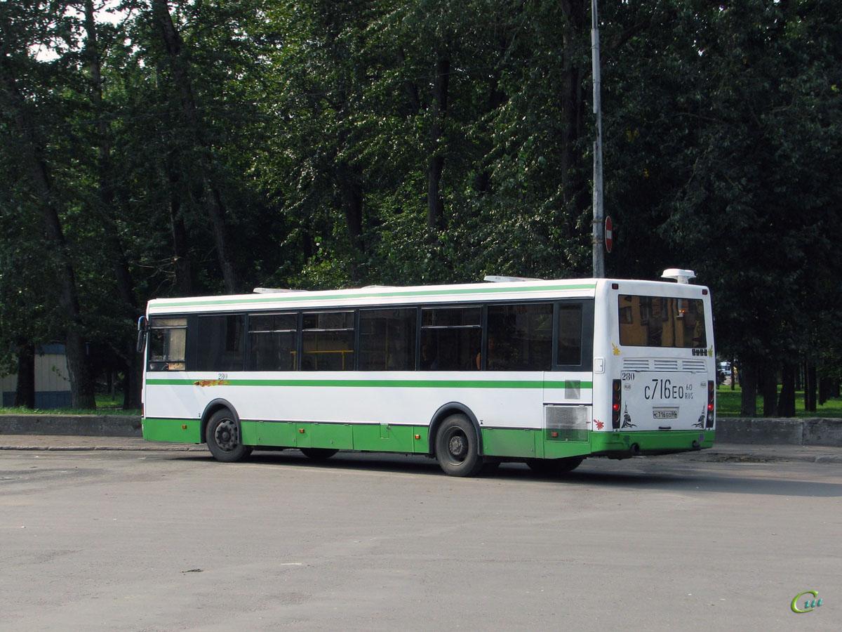 Псков. ЛиАЗ-5256.26 с716ео