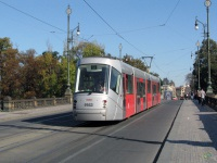 Прага. Škoda 14T №9163