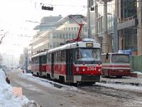 Москва. Tatra T3 (МТТА-2) №2303, Tatra T3 (МТТА-2) №2304