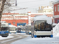 Москва. ТролЗа-5275.00 №4475, МТрЗ-5279 №4010