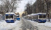 Москва. СВАРЗ-6235.01 (АКСМ-321) №4828, АКСМ-321 №4834