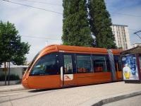 Ле-Ман. Alstom Citadis 302 №1022