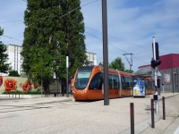 Alstom Citadis 302 №1022