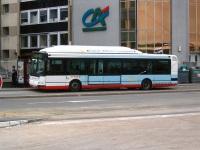 Ле-Ман. Irisbus Agora S/Citybus 12M 6539 WT 72