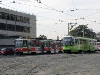 Брно. Tatra K2R №1064, Tatra KT8D5 №1720