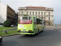 Будапешт. Ikarus 256.50E LVY-813