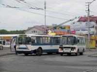 Смоленск. ЗиУ-682Г00 №027, ПАЗ-32053 у550ве