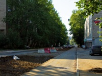 Санкт-Петербург. Ремонт трамвайных путей на улице Жукова