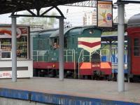 Нижний Новгород. ЧМЭ3-782