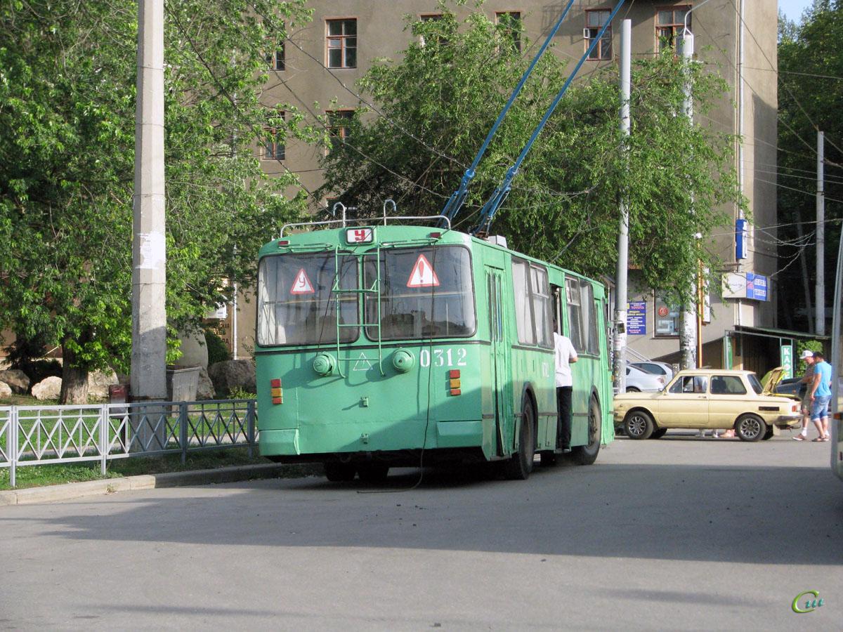Харьков. ЗиУ-682В-013 (ЗиУ-682В0В) №0312