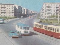 Тверь. КТМ-2 №92, КТП-2 №192